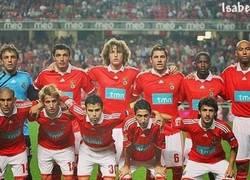 Enlace a El Benfica de no hace mucho. ¿Cuántos reconoces?