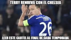 Enlace a Terry renueva con el Chelsea