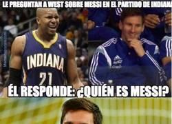 Enlace a Él es uno de los mejores de la historia, ¿y tú, West?