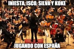 Enlace a Así suena España con los jugones