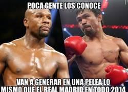 Enlace a Mayweather vs Pacquiao, la pelea del siglo