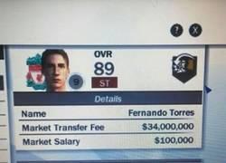 Enlace a Hace unos años en el FIFA...