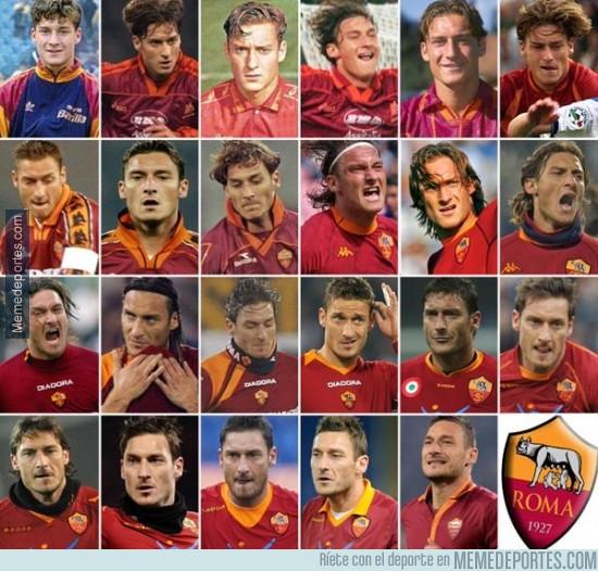 492150 - Un 28 de marzo de 1993, a sus 16 años, debutaba un chico llamado Francesco Totti