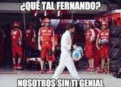 Enlace a ¿Qué tal Fernando?