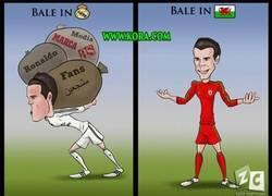 Enlace a Las dos caras de Bale