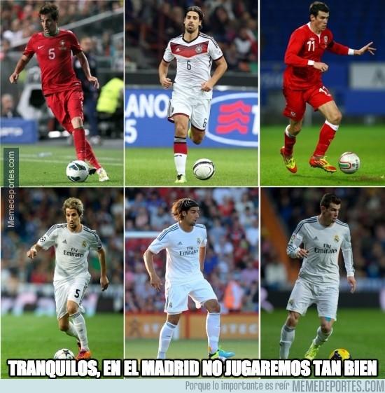 493943 - ¿Qué harán Khedira, Coentrao y Bale tras salirse con sus selecciones?