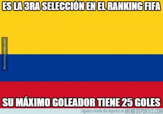 494184 - Son 3ros en el ranking FIFA, su máximo goleador tiene 25 goles