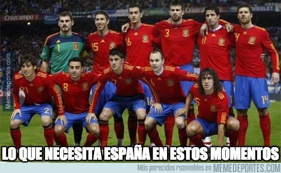 495112 - Lo que necesita España en estos momentos
