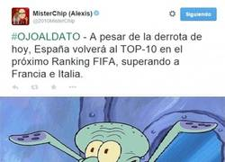 Enlace a La lógica del ranking FIFA