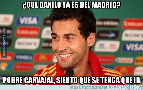 495629 - ¿Que Danilo ya es del Madrid?