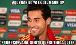 Enlace a ¿Que Danilo ya es del Madrid?