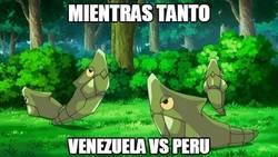 Enlace a El partidazo del día, Venezuela-Perú