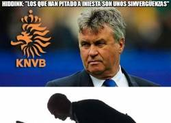 Enlace a Hiddink: