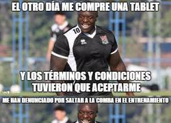 Enlace a Akinfenwa Facts