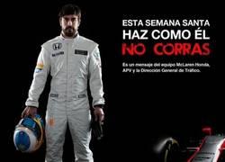 Enlace a Campaña de Semana Santa con Fernando Alonso