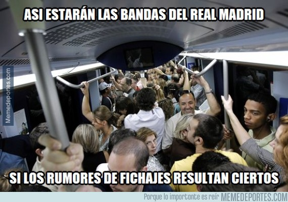 497030 - Si los rumores de fichajes del Madrid fueran ciertos...