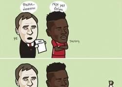 Enlace a El motivo por el que Sterling rechaza la renovación del Liverpool