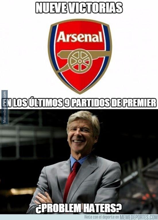 497910 - ¡Vaya racha del Arsenal!