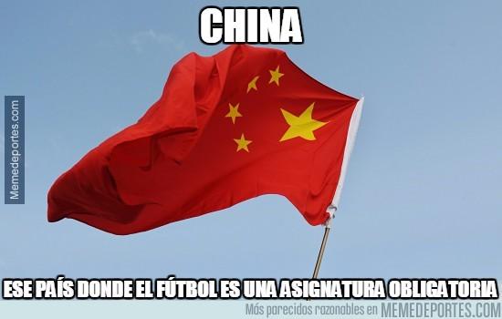 498139 - Muchos deben envidiar a China