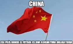 Enlace a Muchos deben envidiar a China