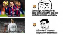 Enlace a El antes y después de los aficionados del Barça