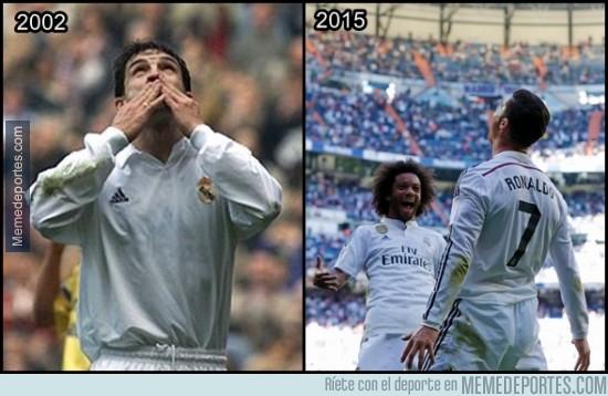 499521 - Tras Morientes, 13 años después un jugador del Madrid vuelve a marcar 5 goles