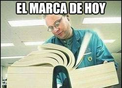 Enlace a El MARCA de hoy viene cargadito con la goleada del Madrid