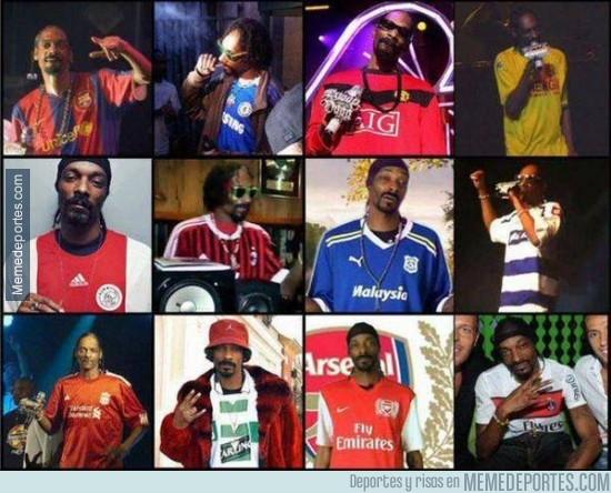 500772 - Snoop Dogg, el más chaquetero de todos