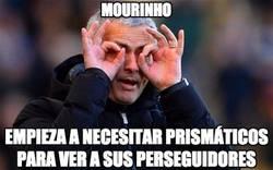 Enlace a Mourinho y sus perseguidores en Premier