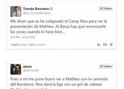 Enlace a ¡Primera vez en la historia que Tomás Roncero tiene razón en algo! Ah, y debajo un vidente