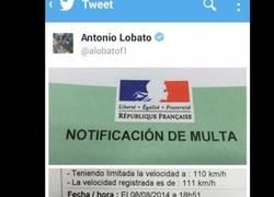 Enlace a Antonio Lobato yendo más rápido que Fernando Alonso