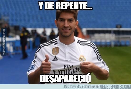 502592 - Y Lucas Silva de repente...