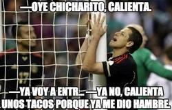 Enlace a La vida de Chicharito en el Real Madrid