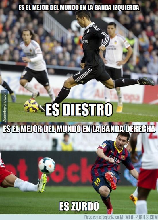 503438 - Cristiano y Messi se marcan un #F*ckLogic
