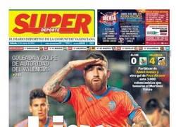Enlace a Superdeporte aprende de marca y gafa al Valencia