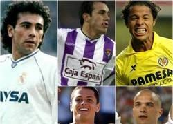 Enlace a Los 5 únicos mexicanos que han marcado gol en el Santiago Bernabéu