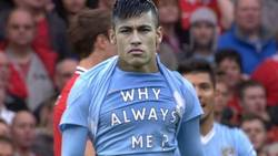 Enlace a Neymar al ser sustituido