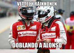 Enlace a El Ferrari es mucho mejor que el McLaren