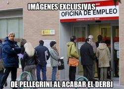 Enlace a Imágenes exclusivas de Pellegrini al acabar el derbi de Manchester