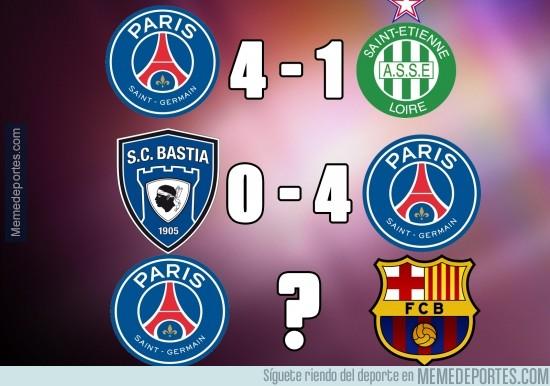 507151 - ¿Seguirá la buena racha del PSG contra el Barça?