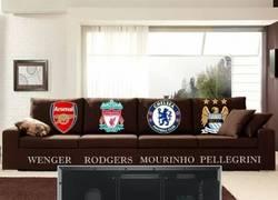 Enlace a Alineación de los equipos ingleses para la Champions