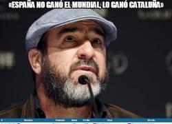 Enlace a «España no ganó el Mundial, lo ganó Cataluña»