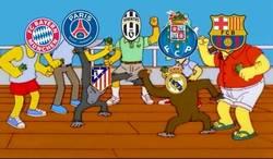 Enlace a Mientras tanto en la Champions League
