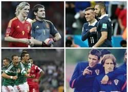 Enlace a Atletico Madrid vs Real Madrid, Duelo de Compatriotas