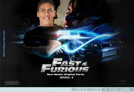 508796 - Varane, Fast & Furious 7