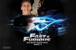 Enlace a Varane, Fast & Furious 7