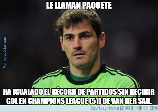 508901 - @CasillasWorld sigue sumando récords