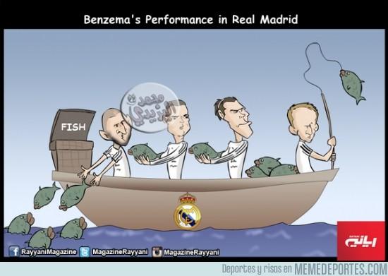 509013 - El partido de Benzema contra el Atleti
