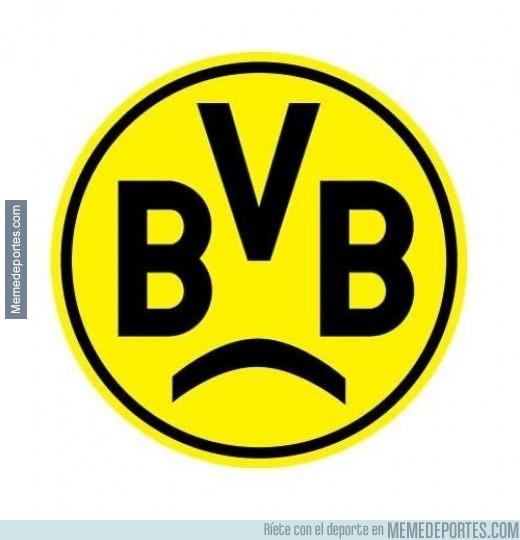 509288 - Si seguimos así, éste será el escudo del Borussia para la próxima temporada