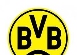 Enlace a Si seguimos así, éste será el escudo del Borussia para la próxima temporada